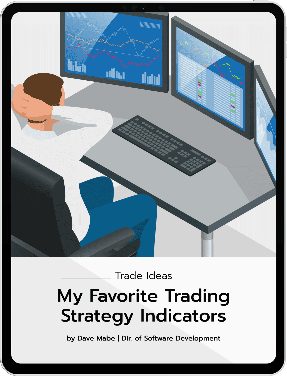 New ebook titled My Favorite Trading Strategy Indicators.